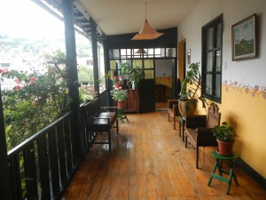 Lodging in Otavalo